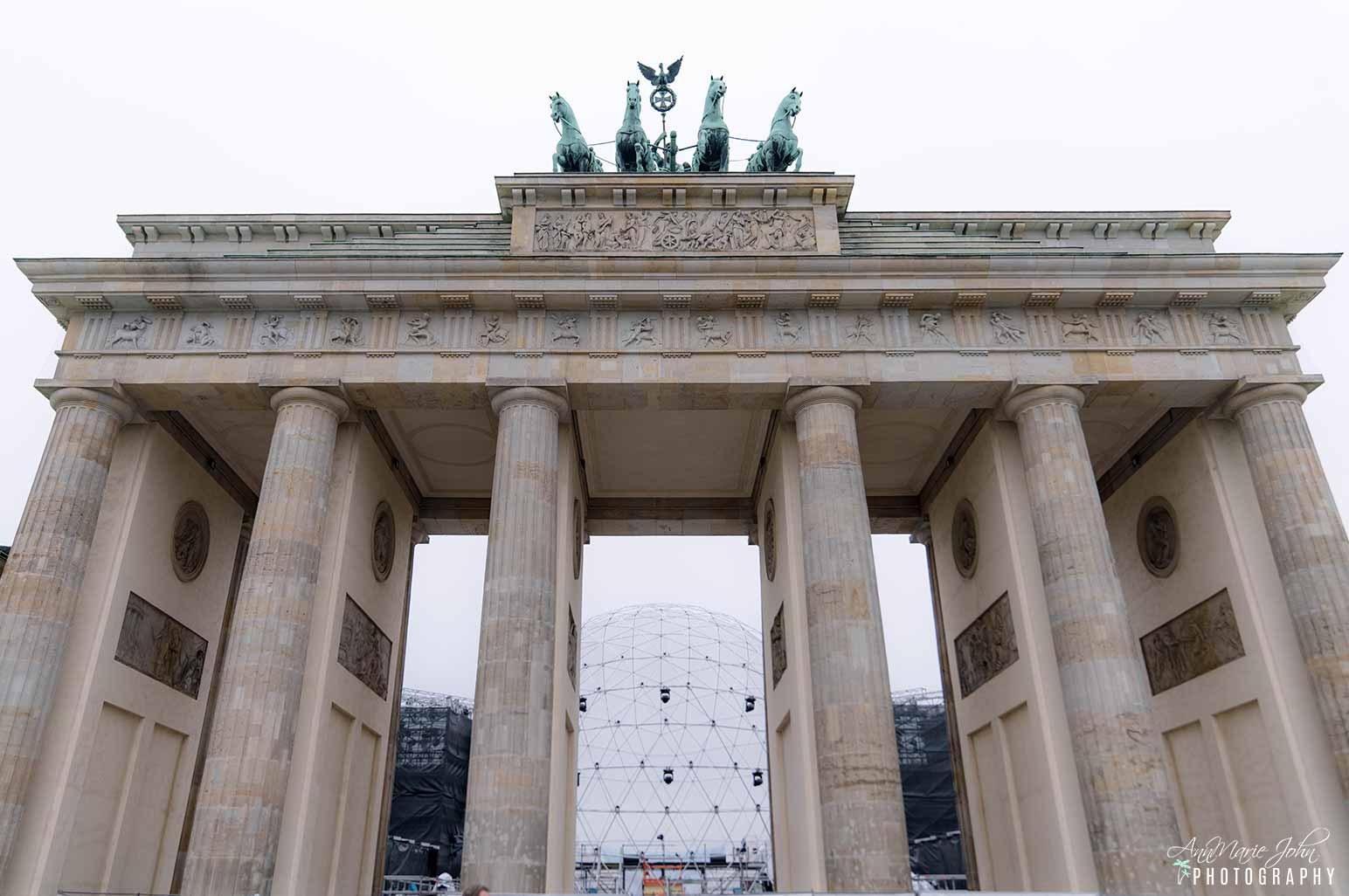 Cheap and free things to do in Berlin - Brandenburg Gate