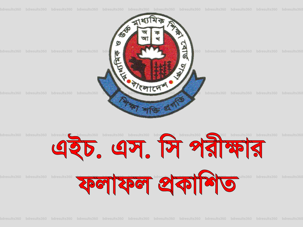 HSC Result 2019 All Education Board of Bangladesh