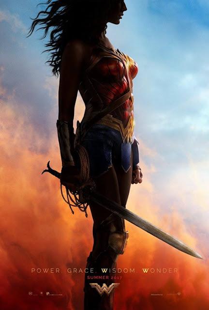 【神力女超人】首張海報釋出