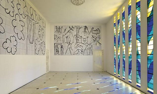Chapelle du Rosaire Vence (Chapelle Matisse)