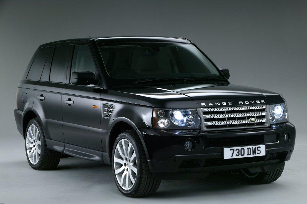Range Rover White Range Rover Myautoshowroom Matte Black Range