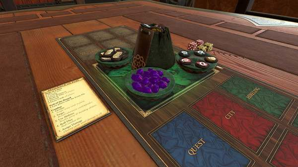 Tabletop Simulator - Pillars of Eternity: Lords of the Eastern Reach