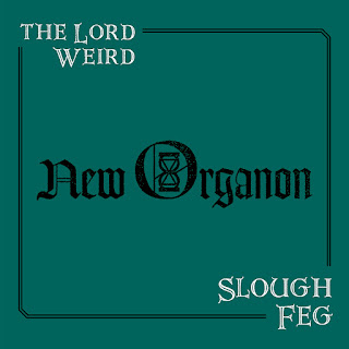 Heavy Reseñas: The Lord Weird Slough Feg - New Organon