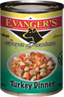 Picture of Evangers Gold Label Turkey Chunk Stew Canned Dog Food