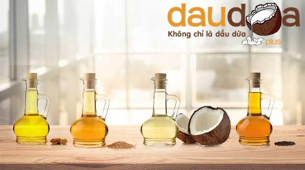 Dầu dừa (Bách khoa toàn thư mở Wikipedia)