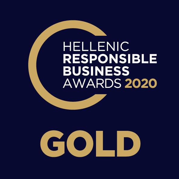 Χρυσές βραβεύσεις για τις υπεύθυνες δράσεις της Ελληνικός Χρυσός στα Hellenic Responsible Business Awards 2020