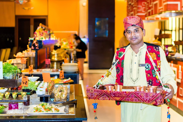"Novotel Hyderabad Airport takes you on a flavour some journey across Western India with the ""Best of the West"" food festival"