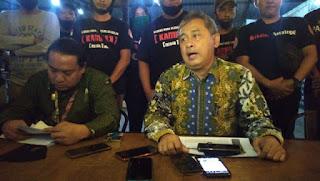 PTUN Bandung Kabulkan Gugatan Sembilan Perangkat Desa Gebang Kulon, Sorak Kemenangan  Menggema  Di Kantor  PTUN Bandung