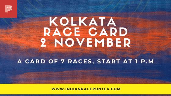 Kolkata Race Card , free indian horse racing tips, indiarace