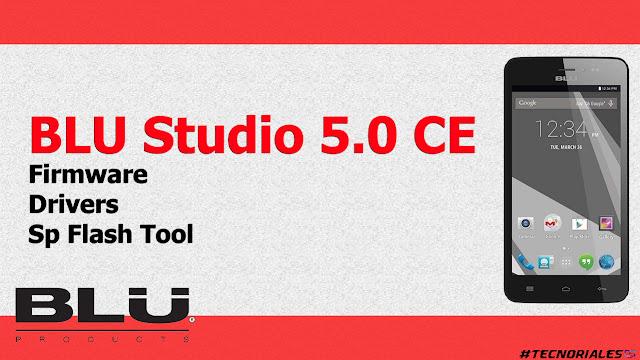 firmware apra blu studio 5 ce d536 android driver
