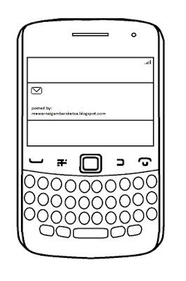Catatanku Anak Desa Mewarnai Gambar Alat Komunikasi