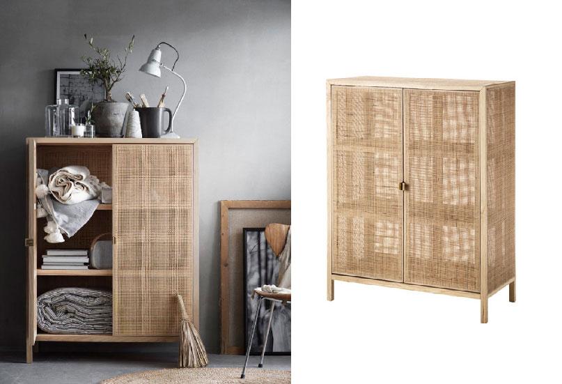 Mobili, complementi e accessori per una casa in stile naturale