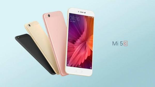 شاومي تكشف عن هاتفها الجديد Xiaomi Mi5c