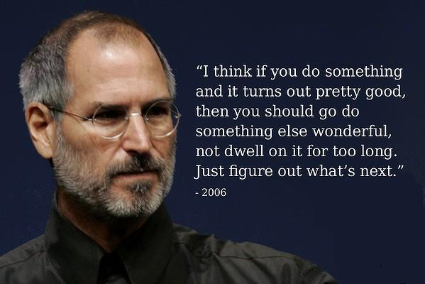 Kutipan Kata Bijak Mutiara Steve Jobs