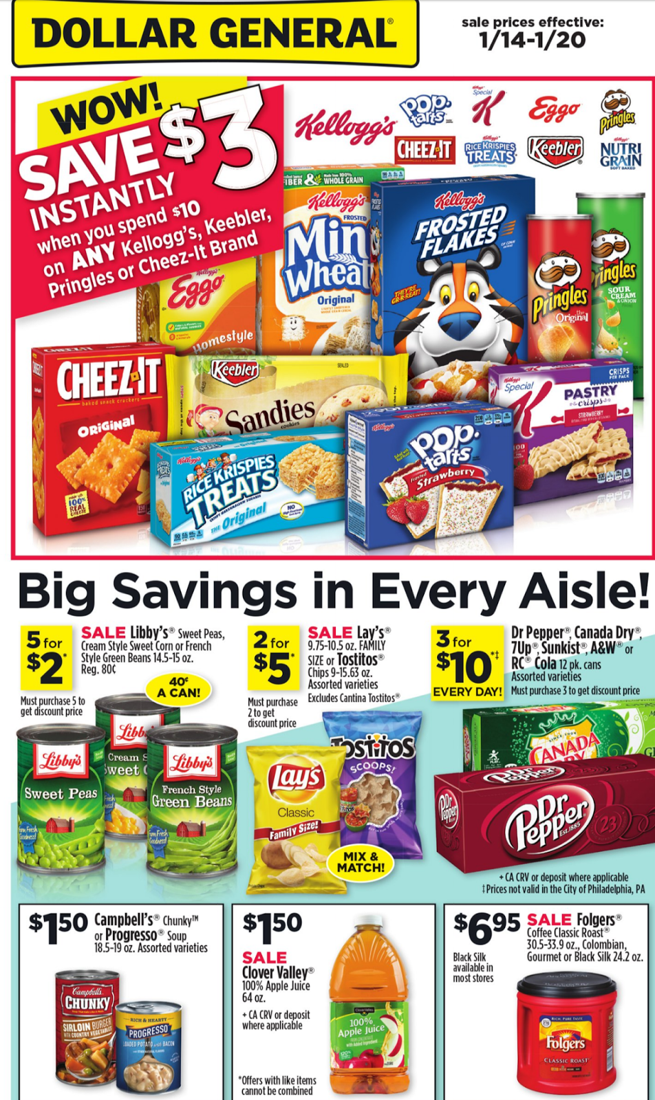 Dollar general penny deals september 2018
