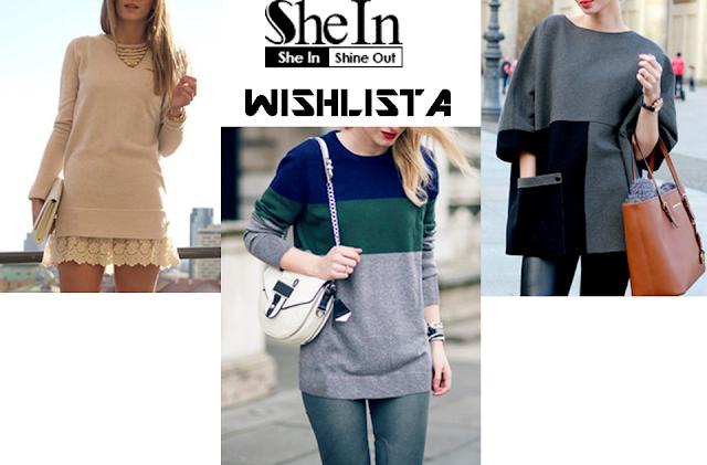 Shein - nietrafione zamówienie i miłe zaskoczenie