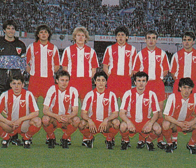 Soccer Nostalgia Soccer Memories Part 31 Red Star Belgrade 1991 Yugoslavia S Greatest On The Eve Of A National Collapse