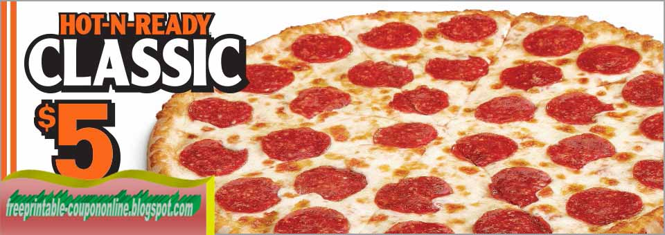 image about Little Caesars Printable Coupons called Printable Discount coupons 2019: Very little Caesars Discount codes