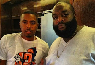 Rick Ross and Nas with Drake Spots Possible 2020 Joint Album