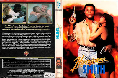 Filme Entrega Mortal (1992) (Hurricane Smith) DVD Capa