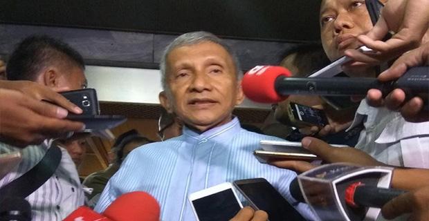 Tanggapan Amin Rais Yang Diduga Mendapatkan Aliran Dana Dari Mantan Menteri Kesehatan