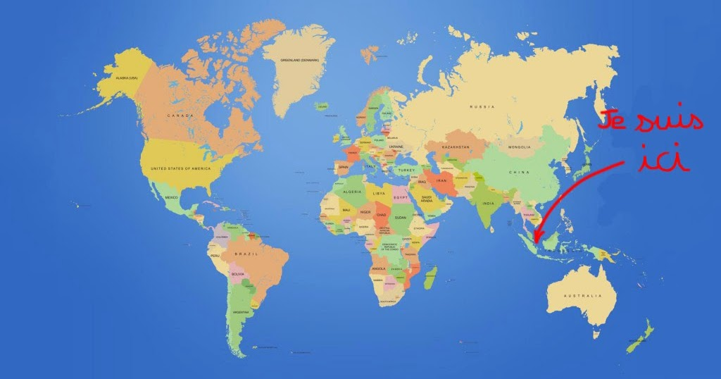 O se trouve singapour singapour for Dans quel pays se trouve singapour