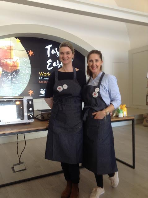 Fomos promover o património gastronómico de Cascais