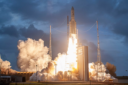 Success for its first Arianespace launch of 2020