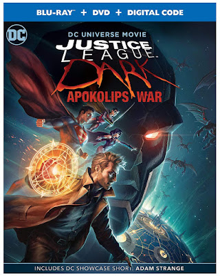 Justice League Dark Apokolips War (2020) Dual Audio [Hindi (HQ Fan Dub) – Eng] 720p BluRay 500Mb x265 HEVC