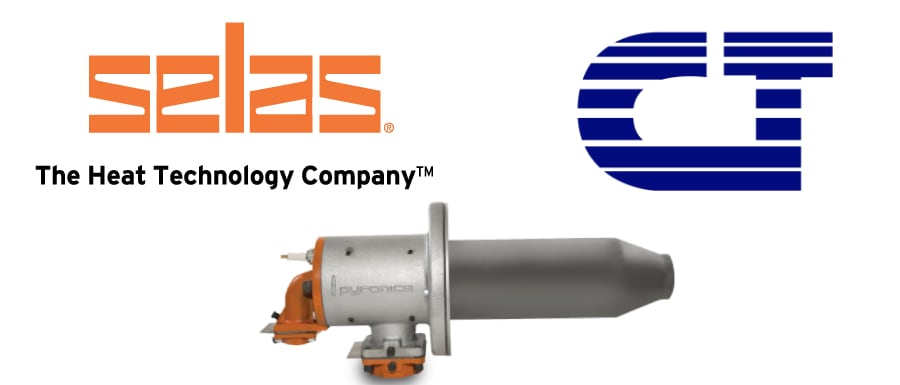 Selas Introduces Red-Ray™ High Intensity Infrared Burner