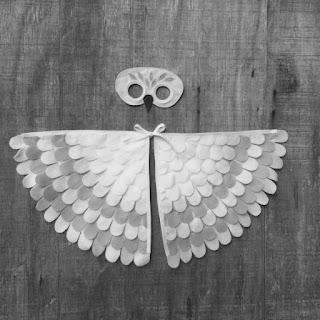 TreeAndVine Owl Costume
