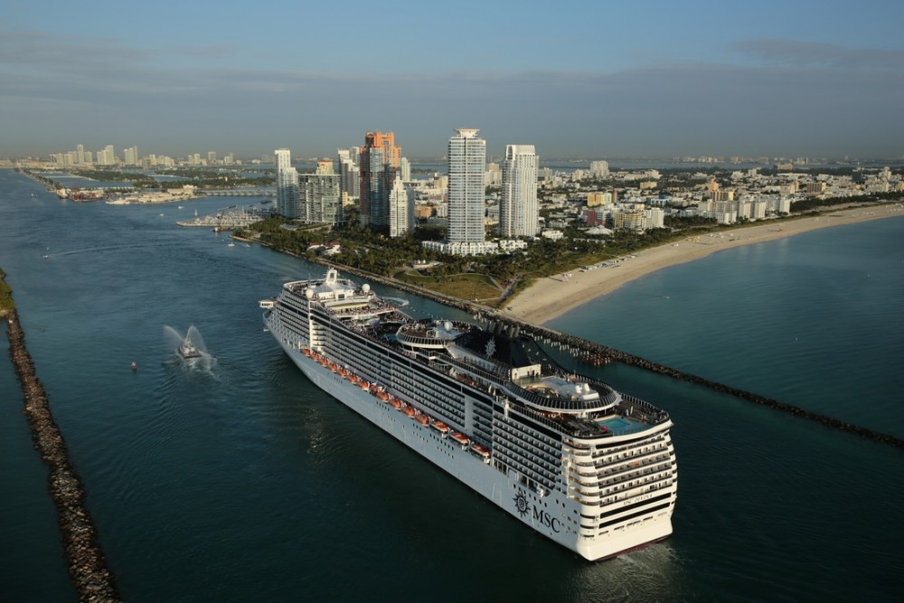 MSC Seaside Open For All Bookings