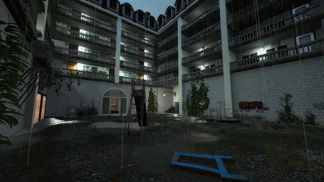 Half Life 2 expande su historia a través de un mod con elementos de Tomb Raider y Resident Evil
