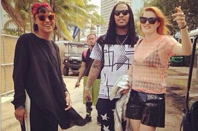 Icona Pop junto a Ty Dolla $ign