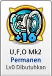 U.F.O Mk2 (Rare Gear)