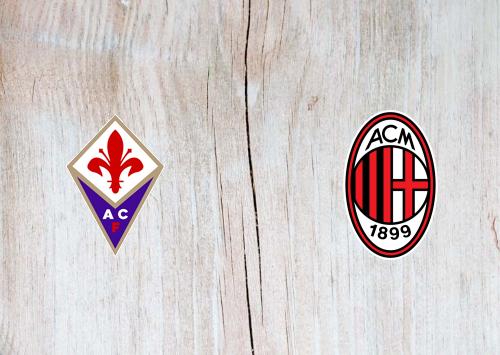 Fiorentina vs Milan Full Match & Highlights 22 February 2020