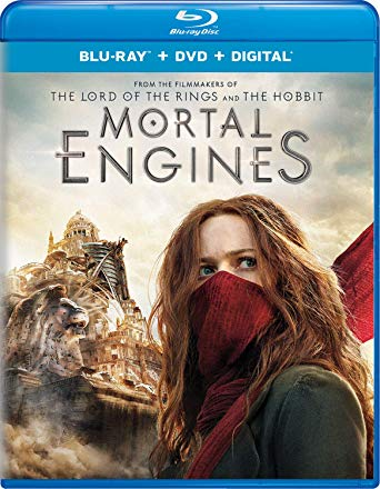Mortal Engines 2018 Dual Audio ORG BRRip 480p 400Mb x264