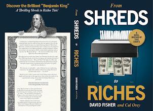NEW Novel! True Crime, Financial Thriller