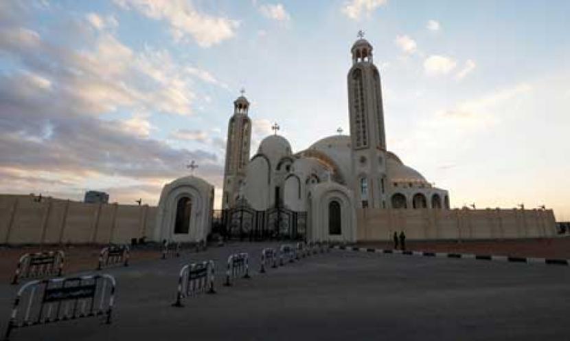 Dampak Covid-19, Gereja-Gereja di Mesir Akan Ditutup