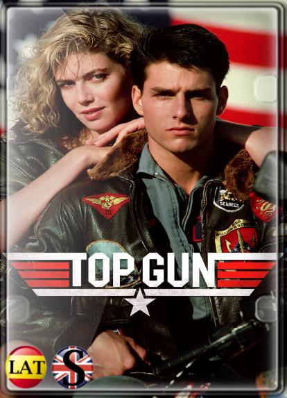 Top Gun: Pasión y Gloria (1986) HD 1080P LATINO/INGLES