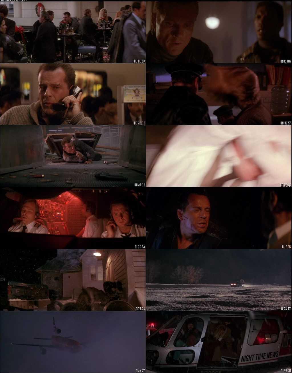 Die Hard 2 1990 Screenshot