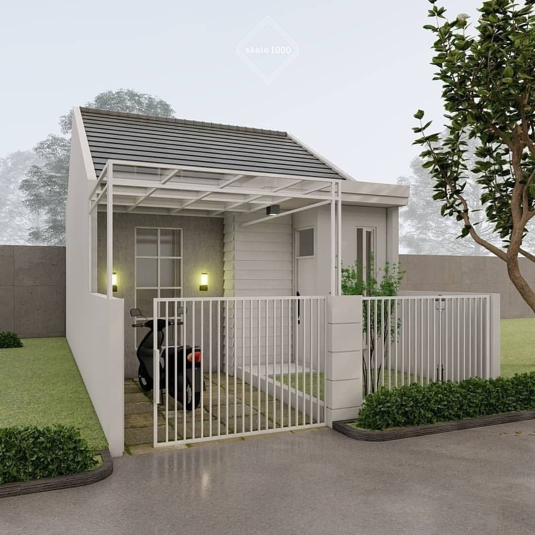 Kumpulan Desain Rumah Idaman Sederhana di Desa ...