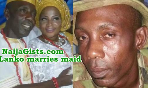 adeola shoremi lanko impregnates wife maid
