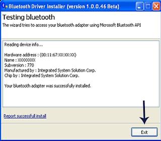 تحميل برنامج البلوتوث للكمبيوتر ويندوز 7