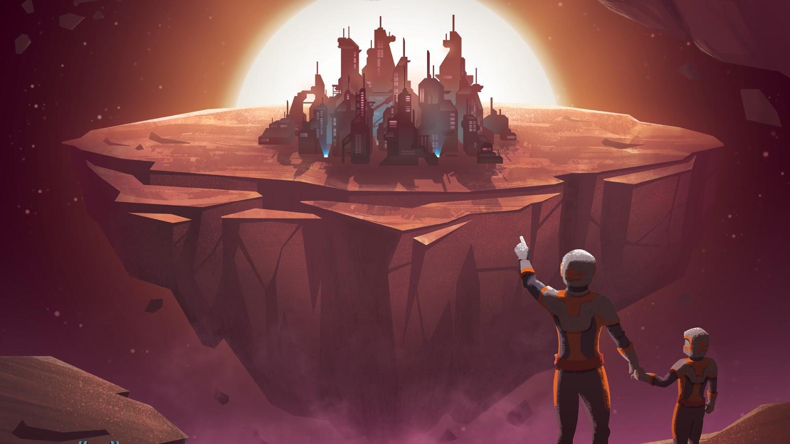 2020 Most Anticipated Games Best Kickstarter Cosmic Colonies