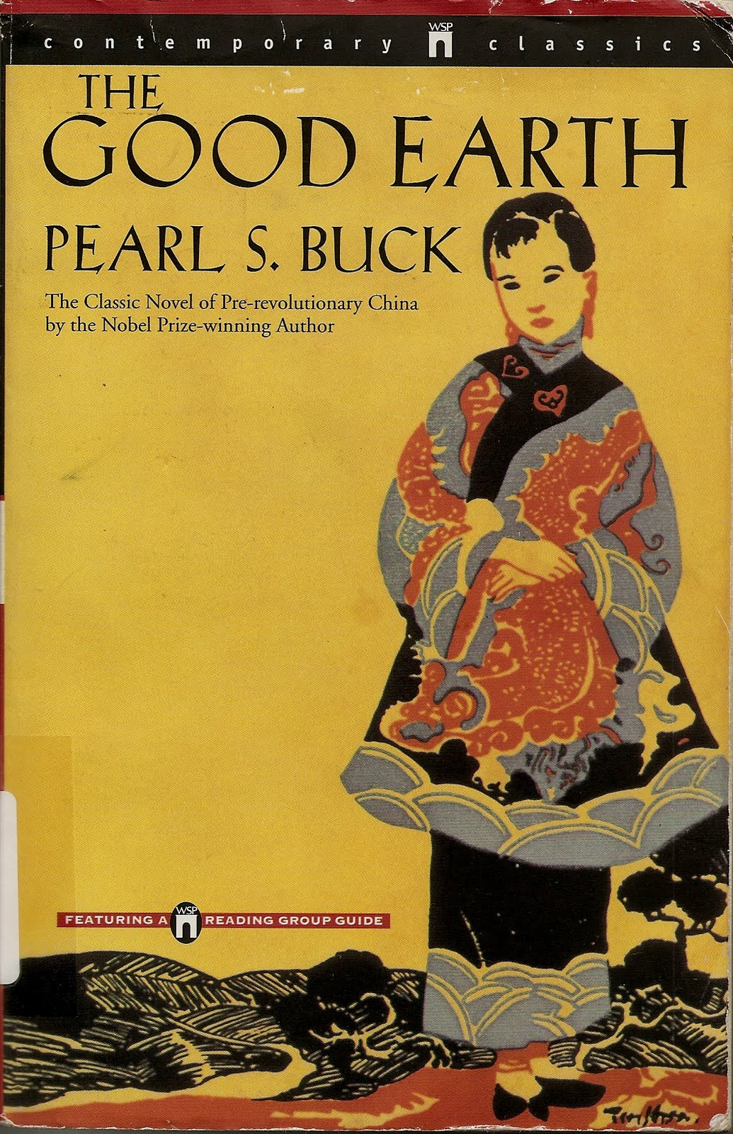 A difference in values in pearl bucks novel the good earth