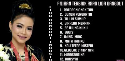 12 Lagu Terbaik Rara Lida Mp3 Terfavorit dan Terpopuler Full Album Rar, Rara Lida, Dangdut, 2018