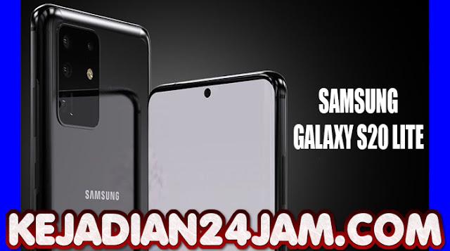 Fendor Samsung Rilis Galaxy S20 Versi Lite