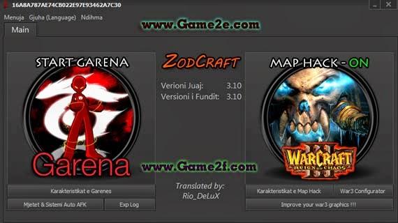 Gm garena master download.