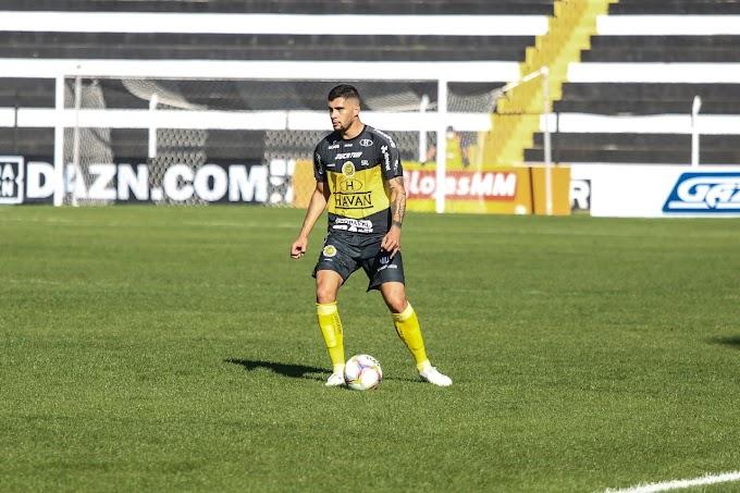 Cascavel FC enfrenta o Figueirense na primeira fase da Copa do Brasil
